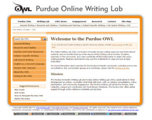 OWL's expertise in writing has turned into a great example of higher education marketing