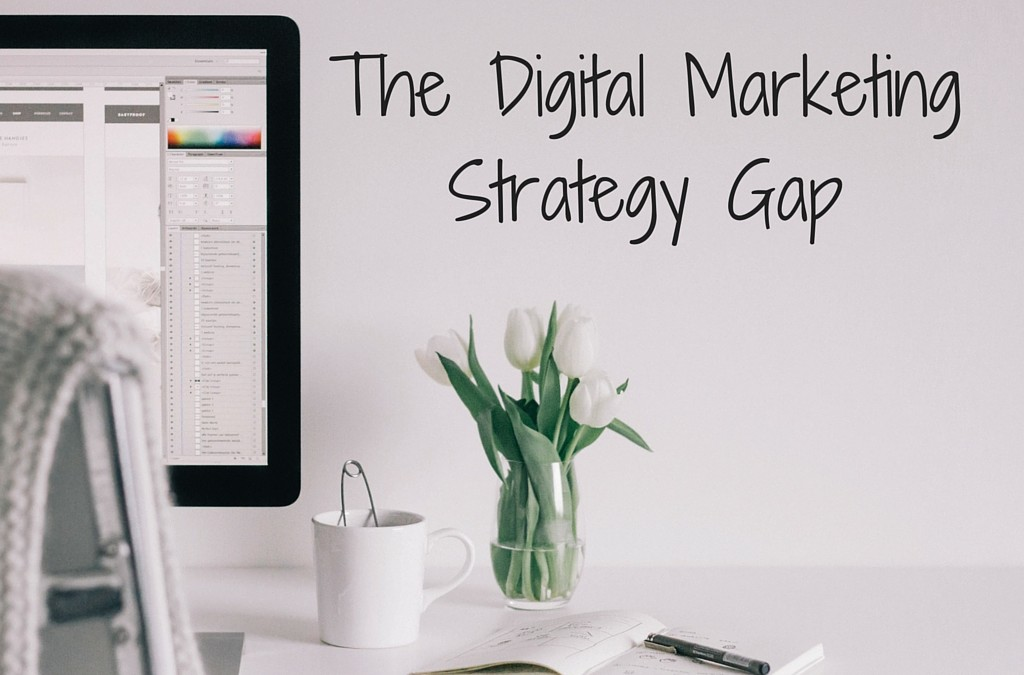 The Digital Marketing Strategy Gap — Content Pulse for 8/19