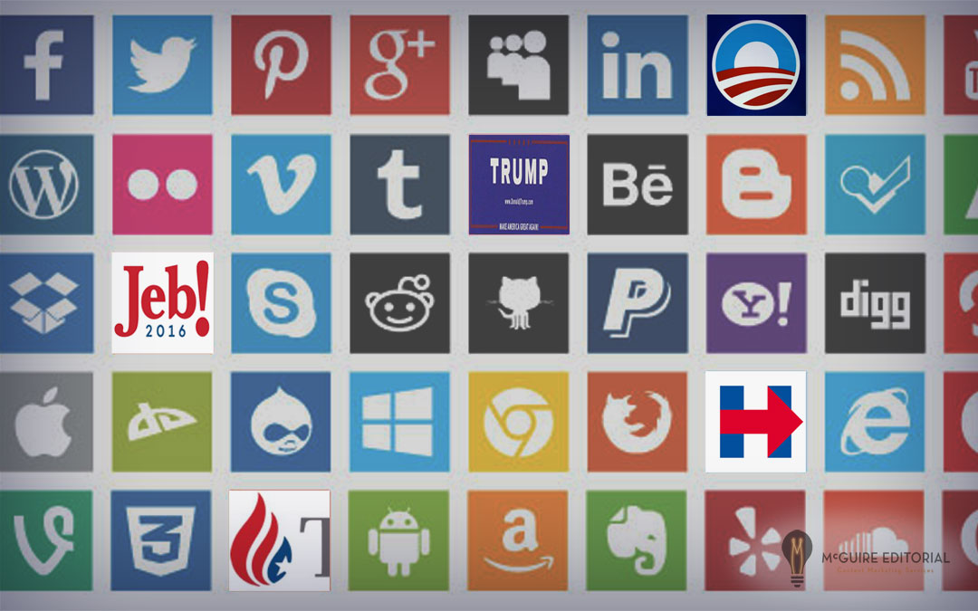 A Campaign About You: How Content Marketing Could Help Elect the Next President