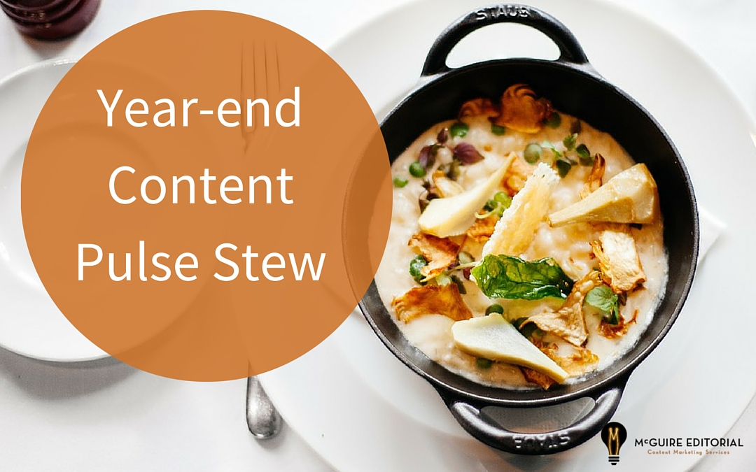 Year-end Content Pulse Stew