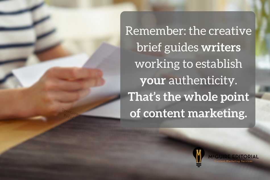 Purpose Of Creative Writing