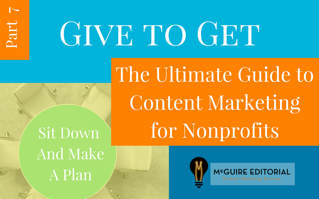 Nonprofit Marketing Plan: Best Practices for Content Development