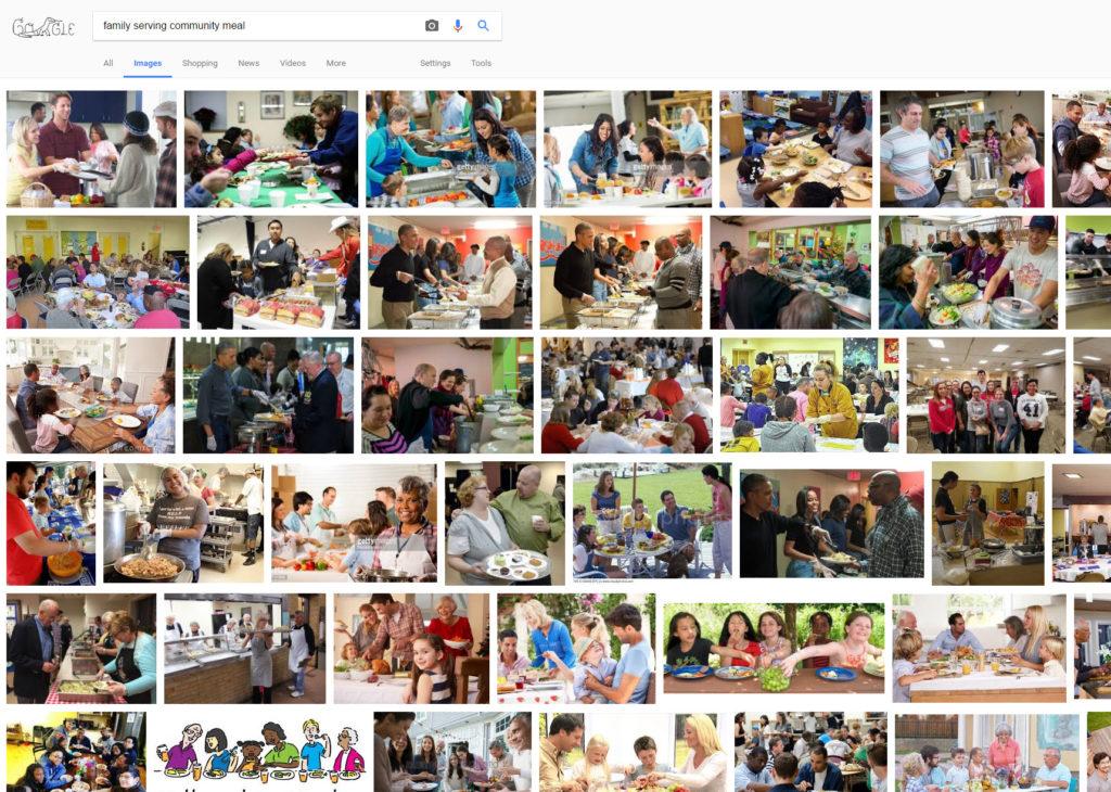 Online marketing tools for nonprofits, Google iimages screenshot